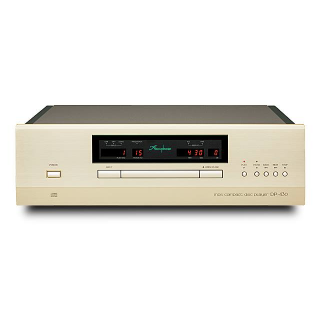 ACCUPHASE 金桑子 CD player DP-430